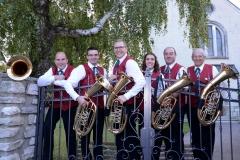 Tenorhorn & Bariton - Stefan Jungbauer, Hermann Jäger, Anton Makowsky, Alexandra Halbwidl, Leopold Winter, Leopold Teizer