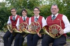 Horn - Patrik Klaus, Riccarda Winter, Iris Sandruschitz, Markus Weitzberger