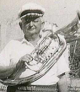 Kapellmeister Heinrich Fuchs