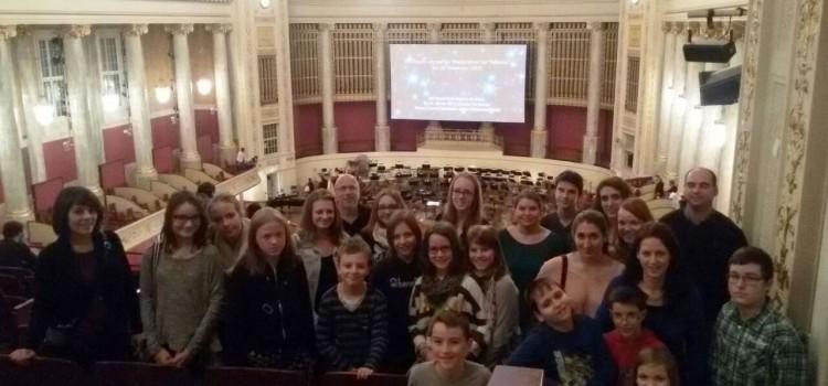 FANTASIA – Konzertbesuch mit unseren Jungmusikern