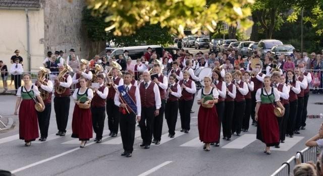 Marschmusikbewertung in Trautmannsdorf