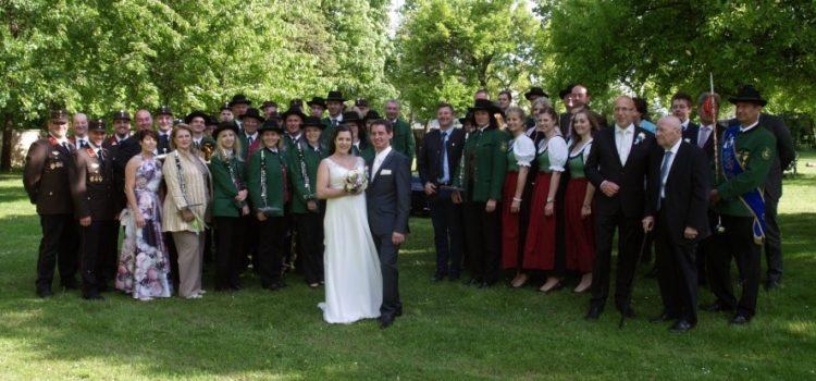 Hochzeit Katharina Schäffer & Patrick Berwein trauen sich!
