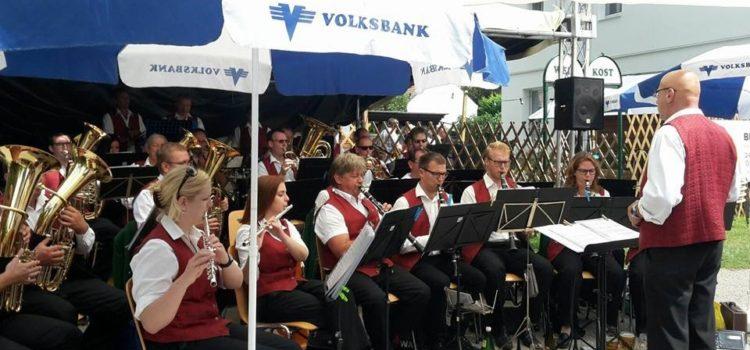 FF-Fest Frühschoppen in Ebergassing