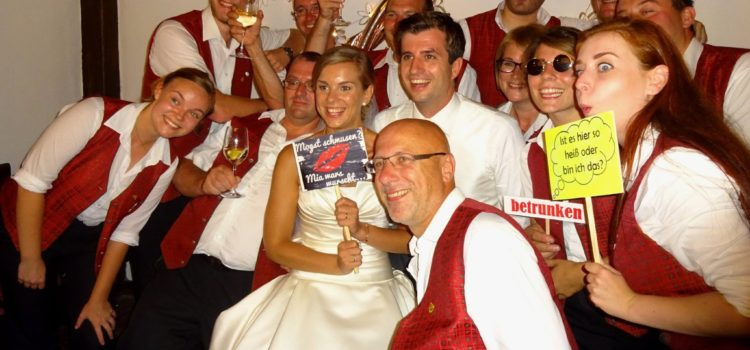 Hochzeit Stefanie Gruber & Harald Amberger