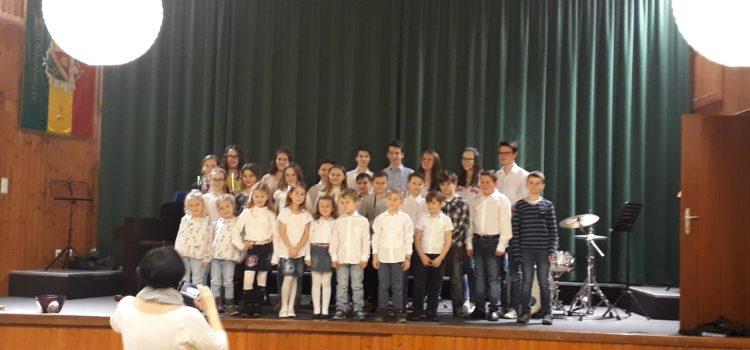 Vorspielabend Musikschule am 16.März 2018