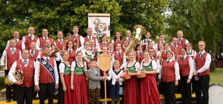 Marschwertung 2017 in Reisenberg