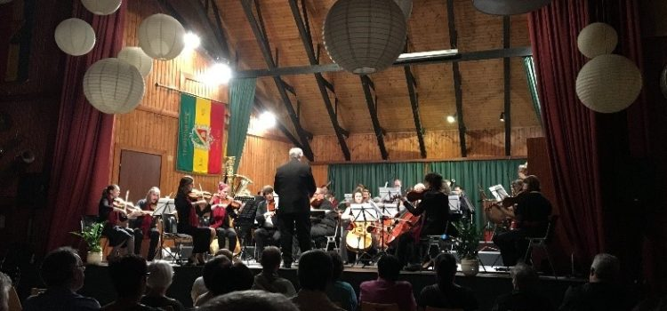 Camerata Carnuntum – Konzert im Musikheim 29.4.2018